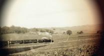 Train at Laureldale ~1930