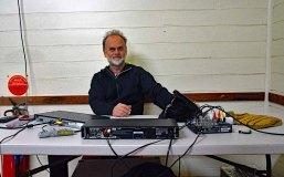 Projectionist, Noel Jeffries