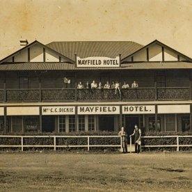 Eltham Pub ~1930's